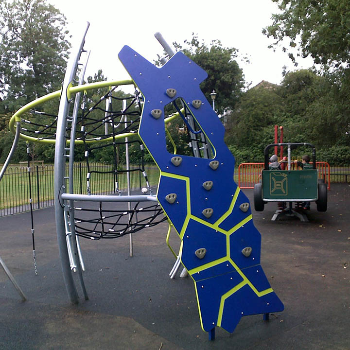 Warners Park Play Area